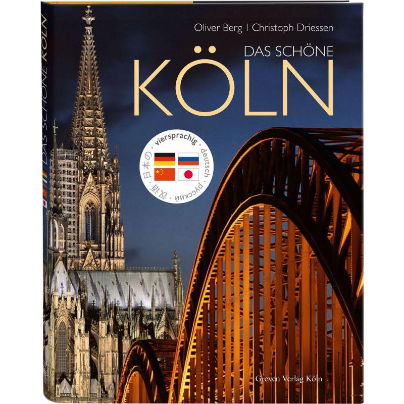 Das schöne Köln (russ., chin., jap., dt.)