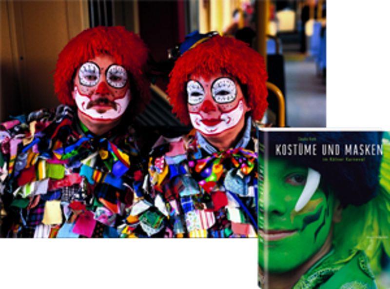 Kostüme und Masken im Kölner Karneval – VORZUGSAUSGABE