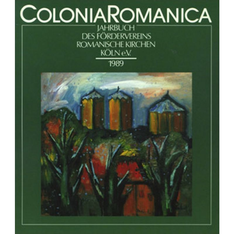 Colonia Romanica IV 1989