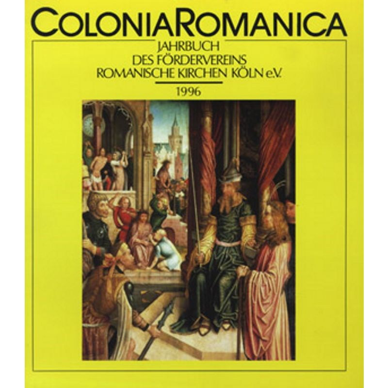 Colonia Romanica XI 1996